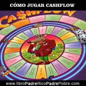 Cómo jugar Cashflow, en español.