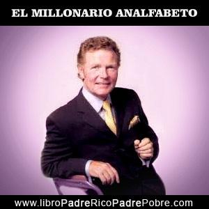 Biografia de Jeff Pearce, el millonario analfabeto.