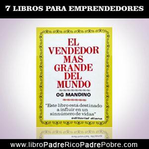 Libro El vendedor más grande del mundo de Og Mandino