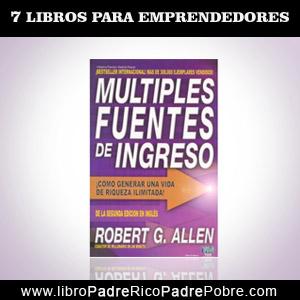 Libro Múltiples fuentes de ingreso de Robert G Allen