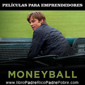Peliculas de emprendedores: Moneyball.
