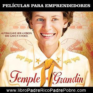 Peliculas de emprendedores: Temple Grandin.