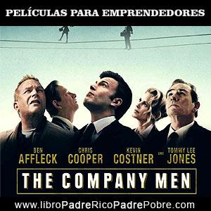 Peliculas de emprendedores: The company men.