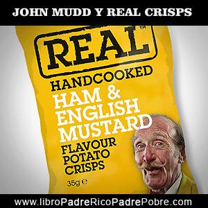 John Mudd, decidió emprender a los 51 años de edad.
