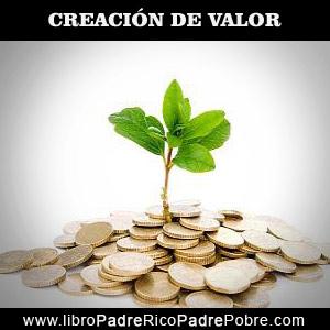 Mi manera favorita de hacerme rico: creación de valor en los negocios.