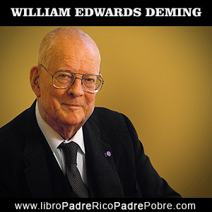 William Edwards Deming ,el hombre que transformó Japón.