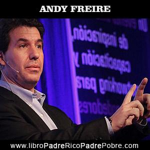 Crear negocios sin dinero propio, por Andy Freire.
