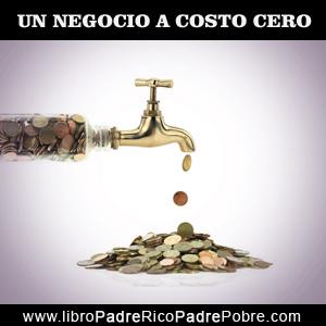 Dinero sin dinero, negocio de a dólar, un euro, materia prima gratis.