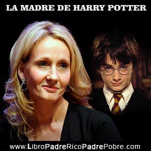 La millonaria escritora de Harry Potter J.K. Rowling