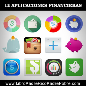 12 Aplicaciones financieras - Apps finanzas personales, dinero - Android - Apple, iPhone, iPad, App store