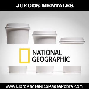 Juegos mentales, de National Geographic (NatGeo): dinero