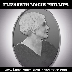 Elizabeth Magie Phillips - Creadora del juego de mesa The Landlor's game