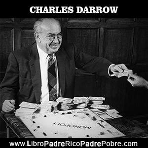 Charles Darrow, creador del juego de mesa Monopoly