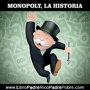 ¿Quién inventó el juego Monopoly?