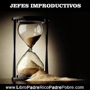 Productividad - 5 costumbres de jefes improductivos